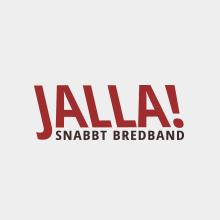 Bild på Jalla Bredband Jalla! Bredband 100/100 یلا أفضل! یلا أسرع! یلا